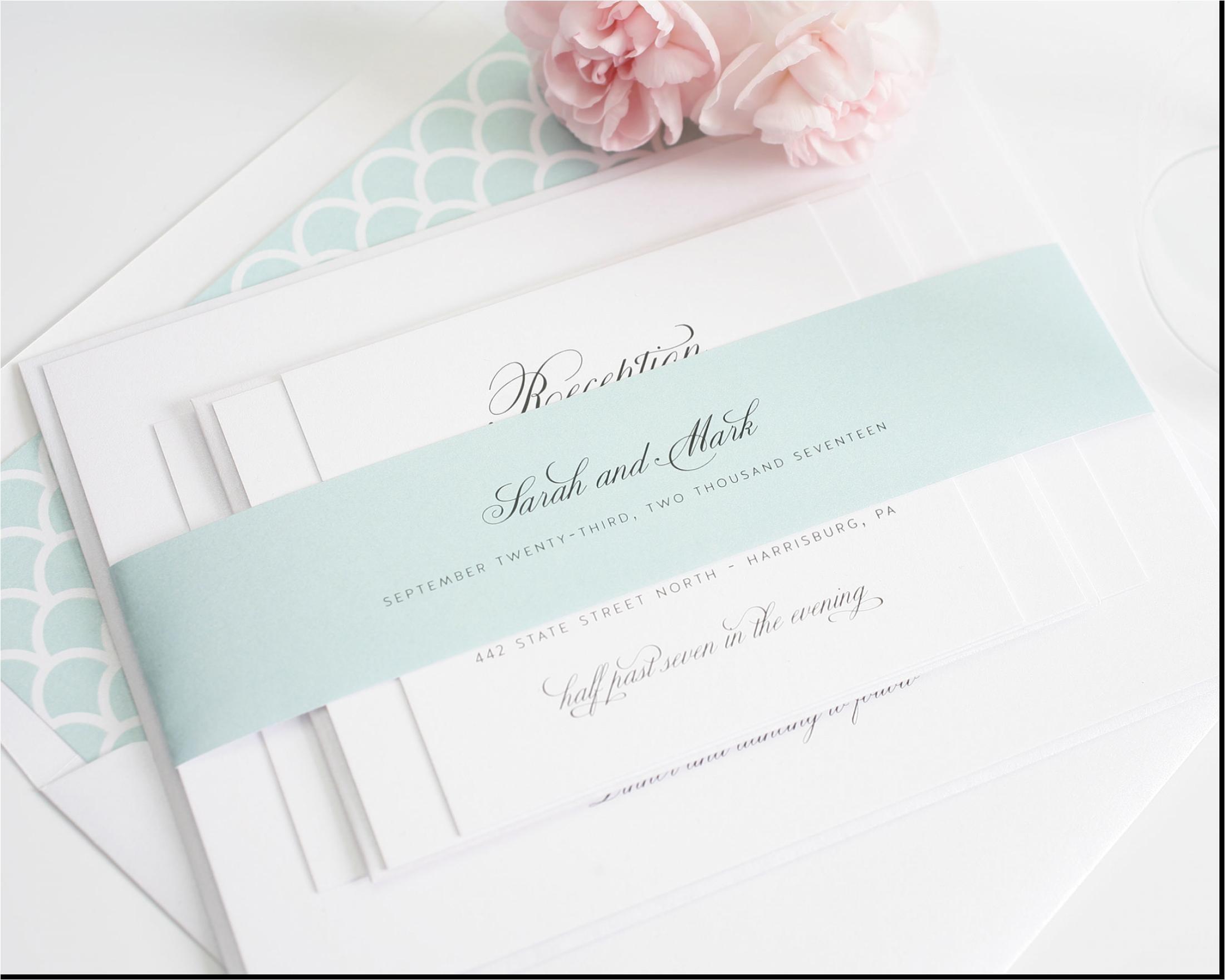 diy wedding invitation kits michaels