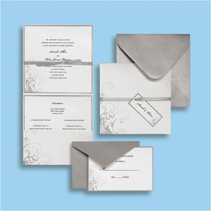 michaels wedding invitations template