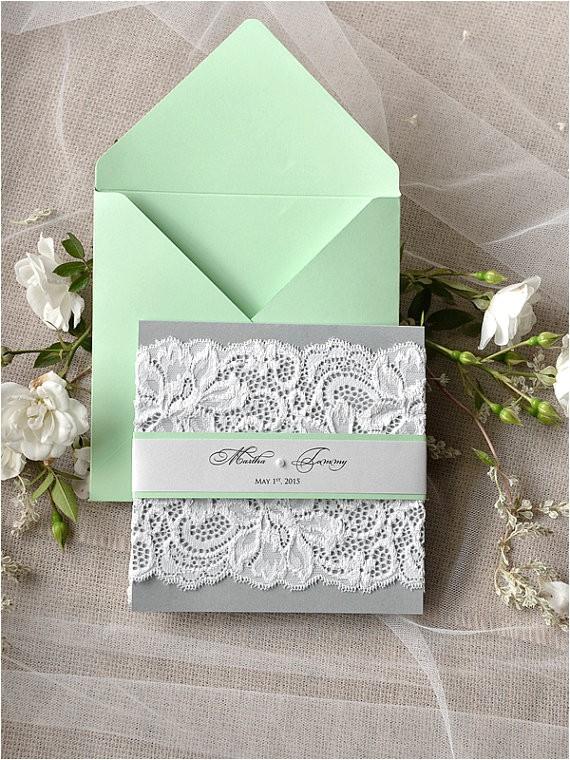 mint wedding color ideas