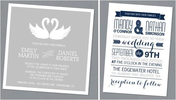 mixbook wedding invitations
