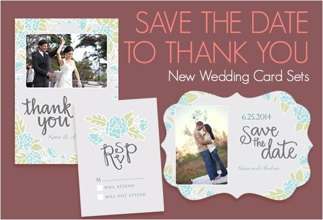new wedding card sets
