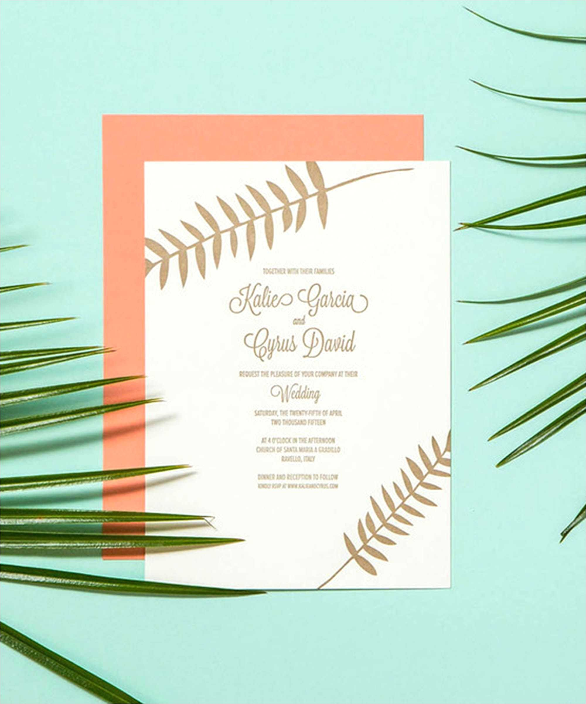 multi color wedding invitations lovely wedding invitation ideas cheap card invites stationary