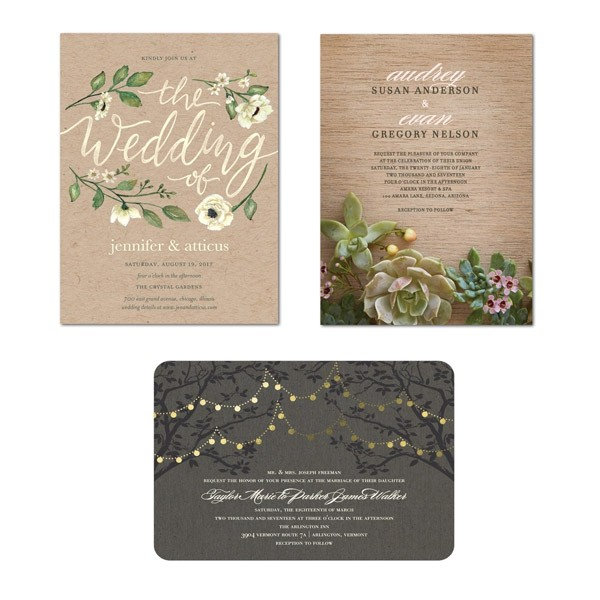 wedding paper divas invitations that are true to the two of you