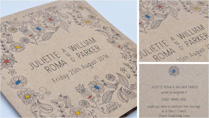 whats new wedding stationery