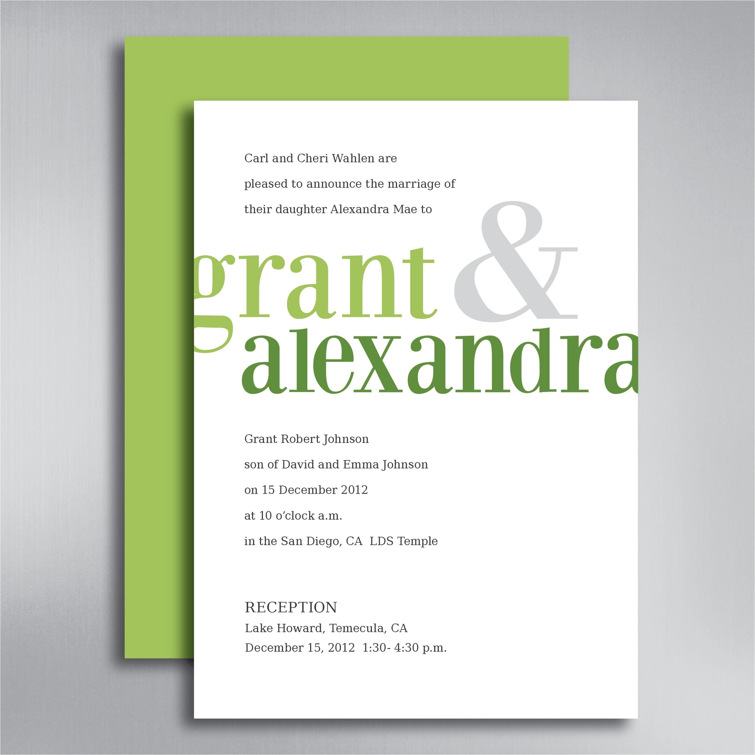 best wedding invitations free