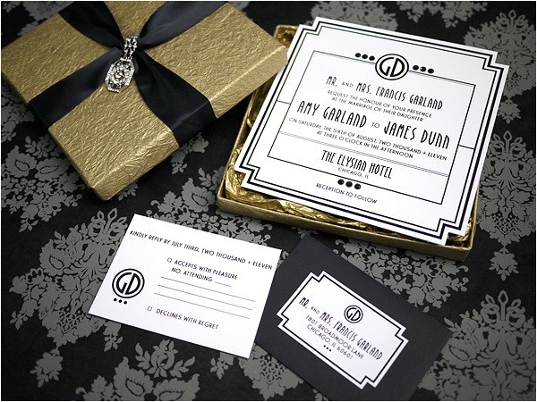 post old hollywood themed wedding invitations 53137
