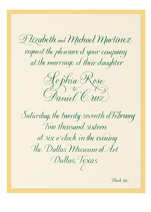 wedding invitation wording whose name first inspirational how to word wedding invitations gangcraft net