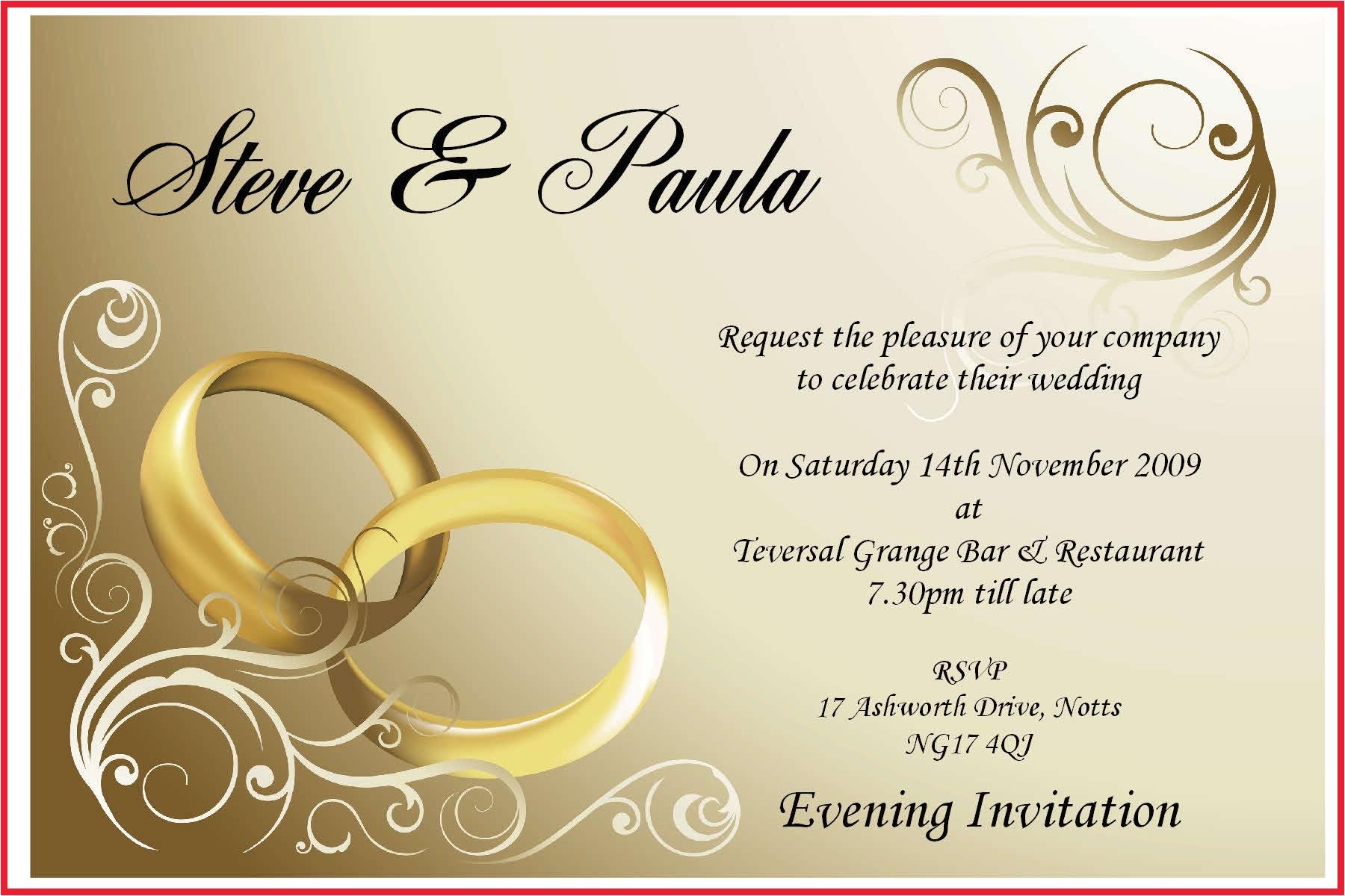 online editable wedding invitation cards free download 165127 wedding invitation card templates fieldstation