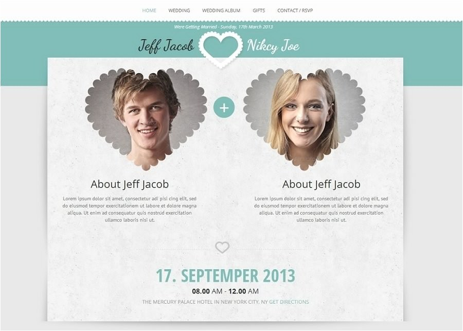 online wedding invitation websites