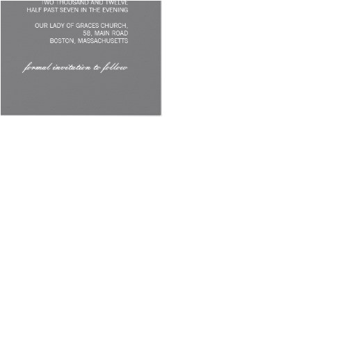 vintage lace gray and orange wedding invitation 161470379790598769