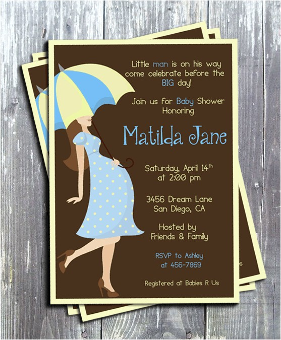 cheap order baby shower invitations online