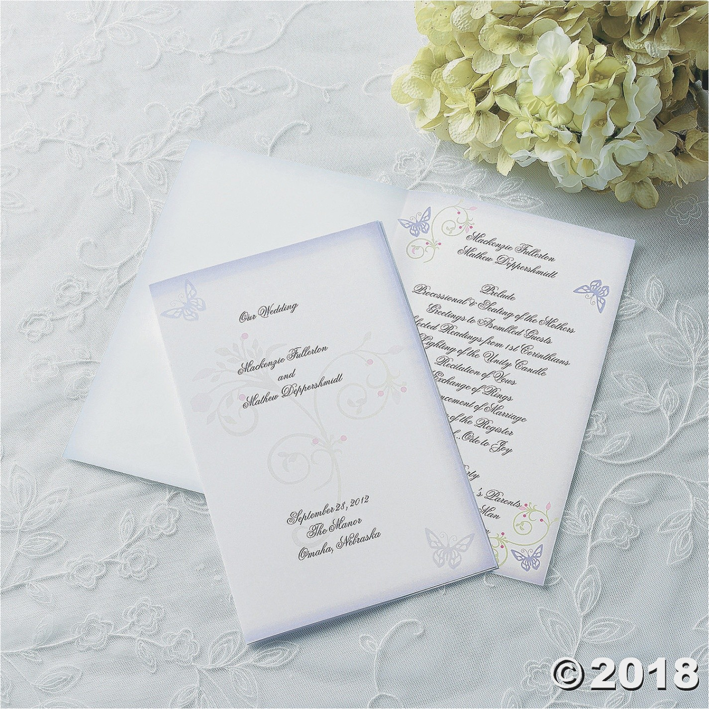 oriental trading wedding catalog request