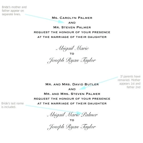 parents names on wedding invitation etiquette wedding invitations with parents names parents names on wedding