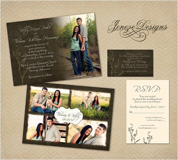 wedding photo collages