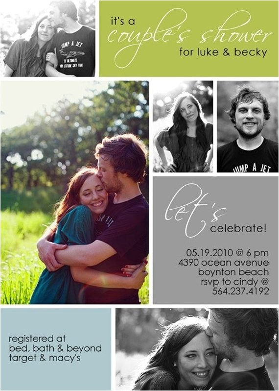 couples wedding collage custom photo
