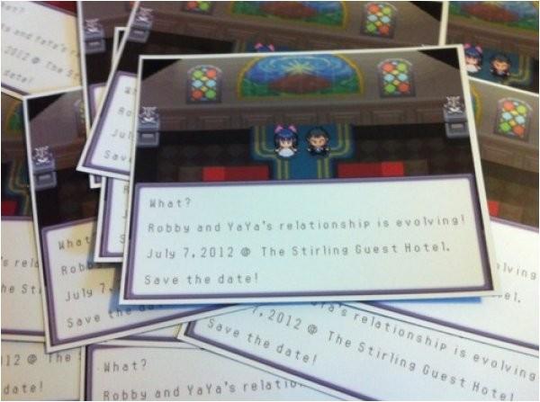 16 badass examples of next level wedding invitations