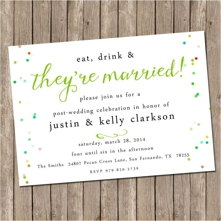 best wedding brunch cards