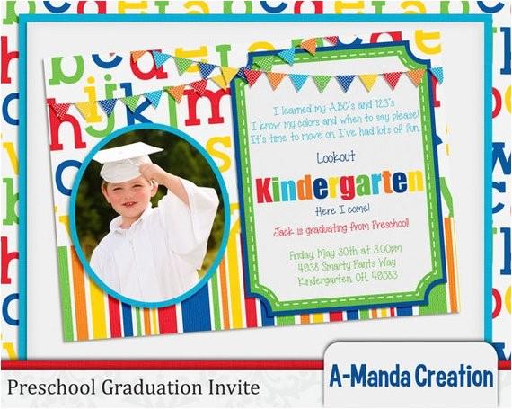 preschool party graduation printables