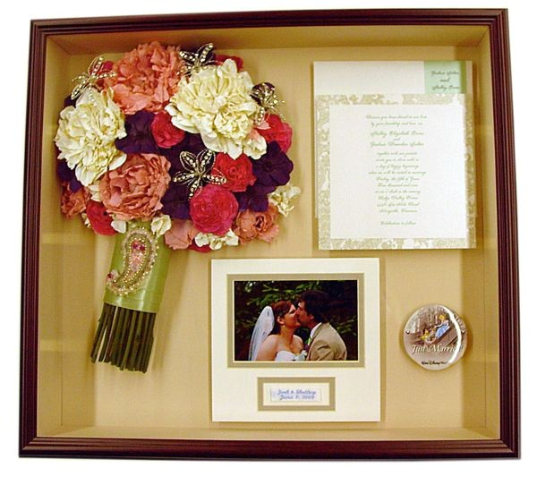 preserve wedding bouquets