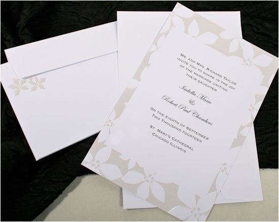 1602 1917 28892 50 ct print your own floral wedding invitation kit