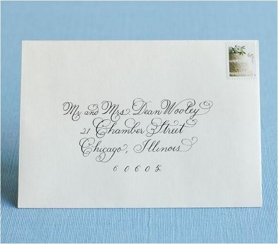 proper way to address a wedding invitation 020924731