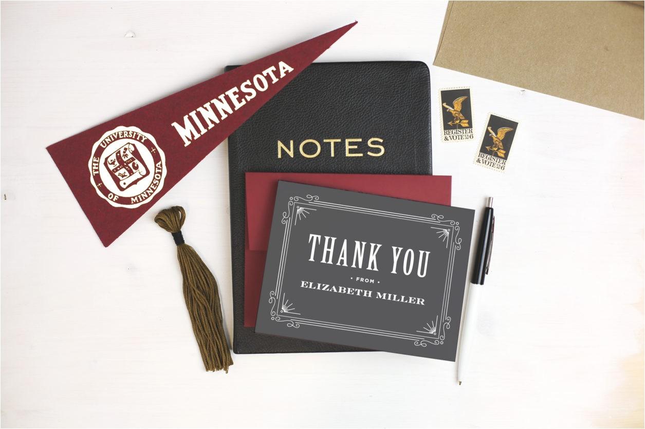 memorable graduation invitations