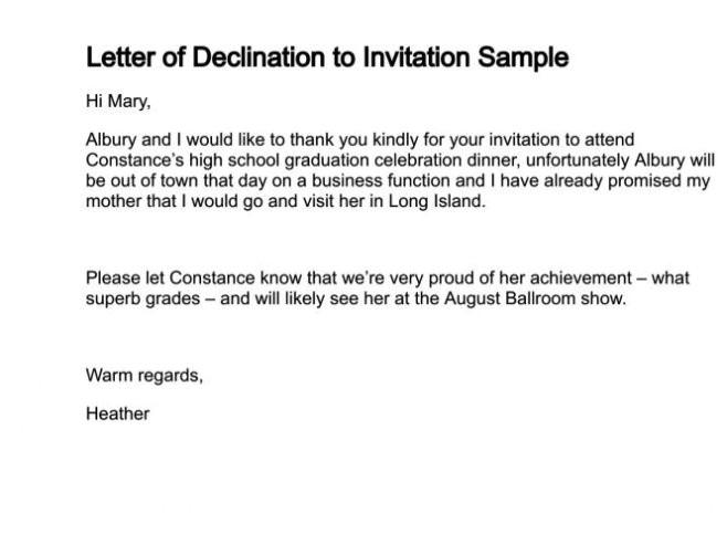 Reject Wedding Invitation Politely Sample Reject Wedding Invitation Politely Amazing Ideas 3