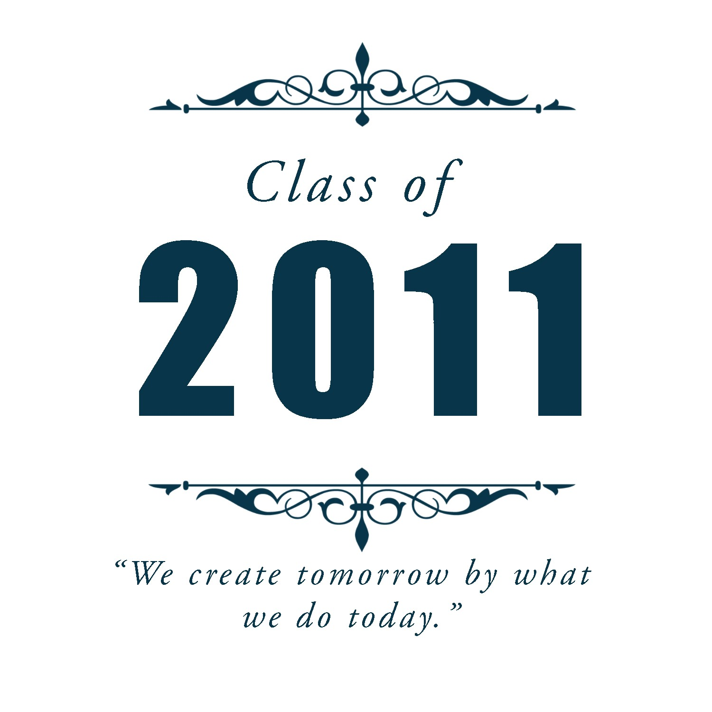 high school graduation announcement