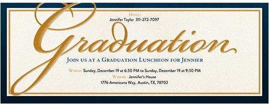 religious graduation invitations