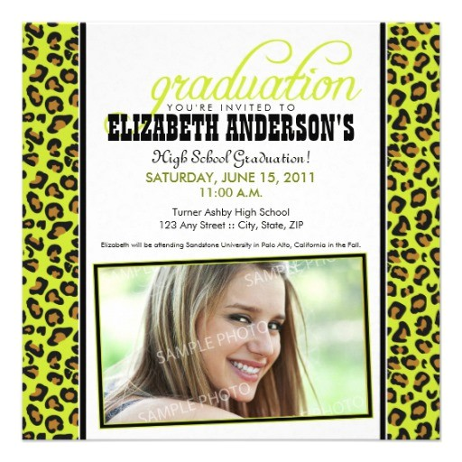 graduation announcement print shops
