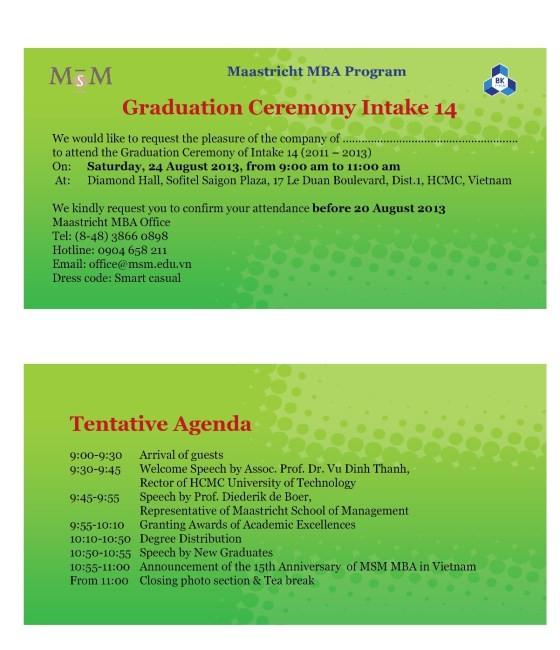 invitation letter sample graduation gallery invitation sampl