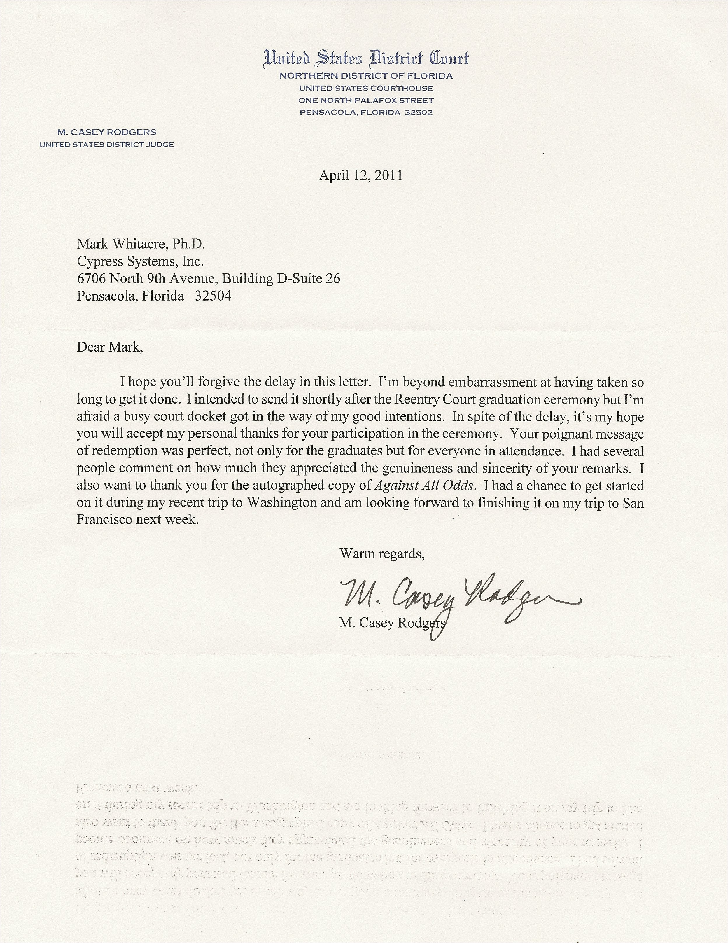 sample invitation letter for commencement speaker