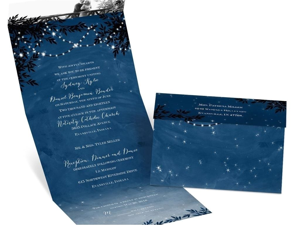fold and send wedding invitations 040827565