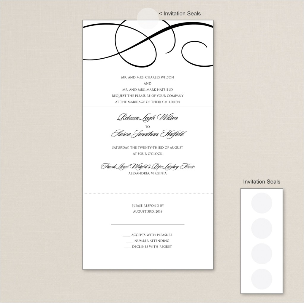 seal and send wedding invitations vistaprint invitations templates 2
