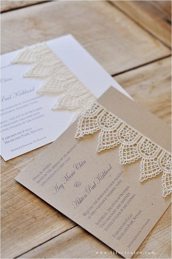 handmade wedding invitations exceptional self made wedding invitations 1