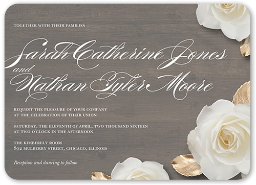 shutterfly free wedding invitation samples
