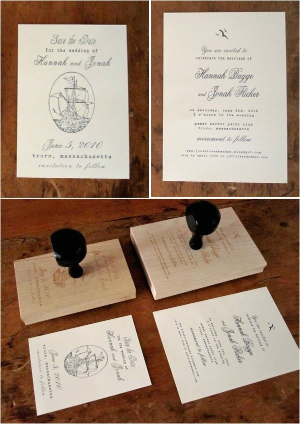 customized rubber stamps for wedding invitations