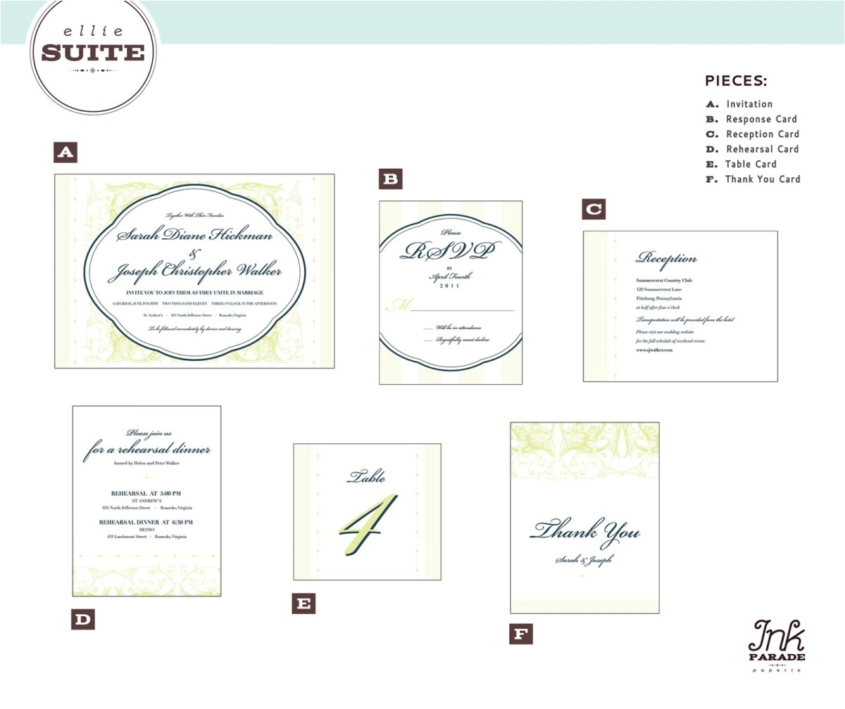create easy standard wedding invitation size designs