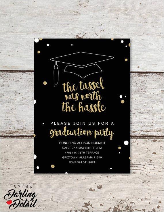 staples graduation invitations