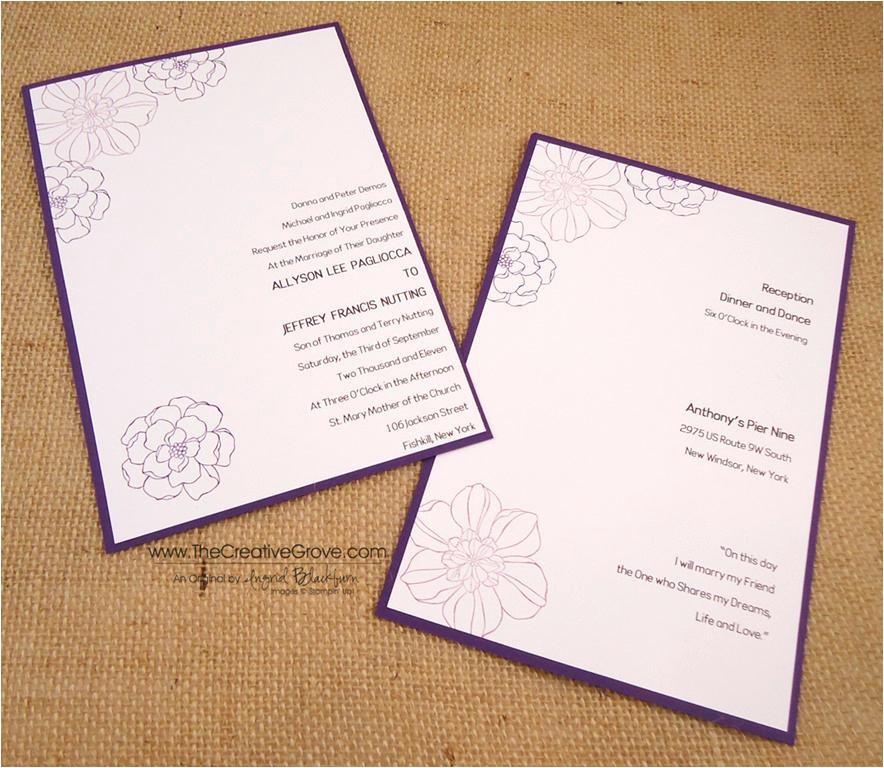 invitation kits staples