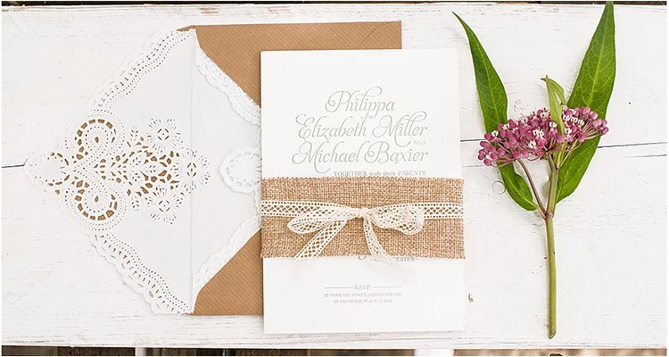16 of the most beautiful wedding invitations