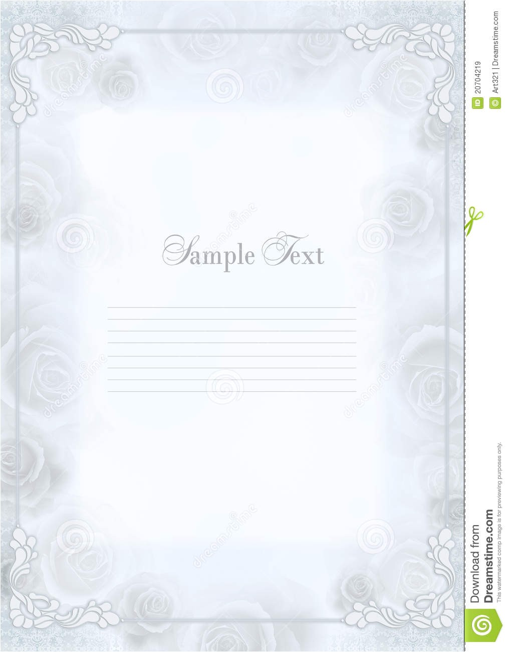 royalty free stock images wedding invitation frame image20704219