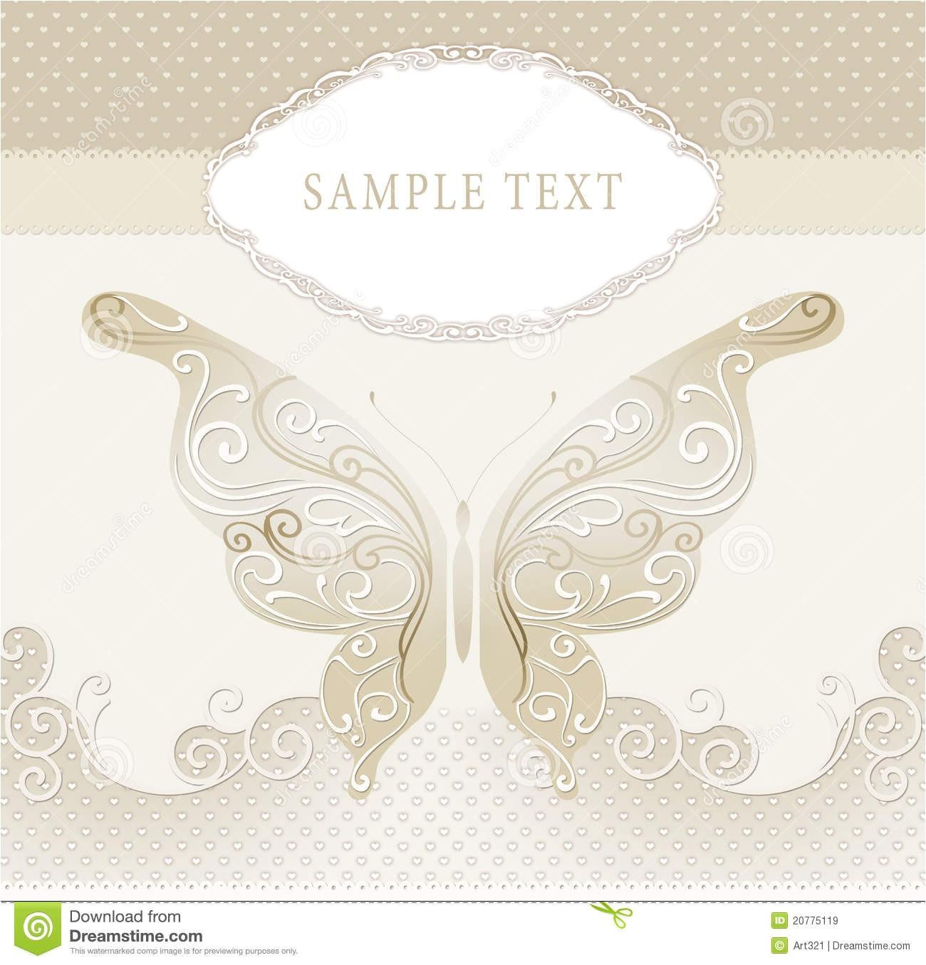 royalty free stock images wedding invitation frame image20775119