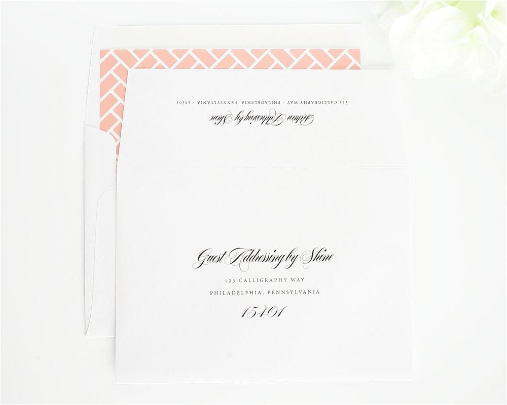 calligraphy names wedding invitations