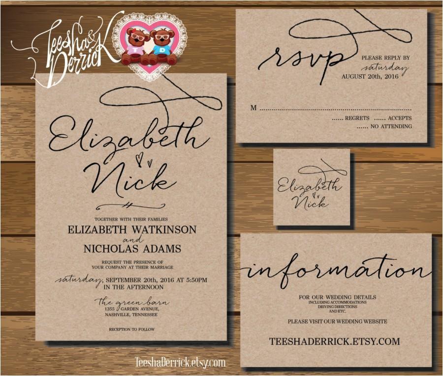 wedding invitation regrets wording