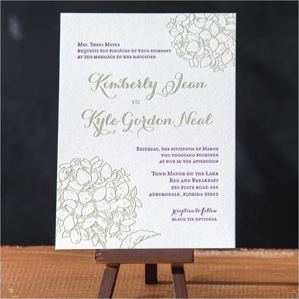 invitation wording wedding