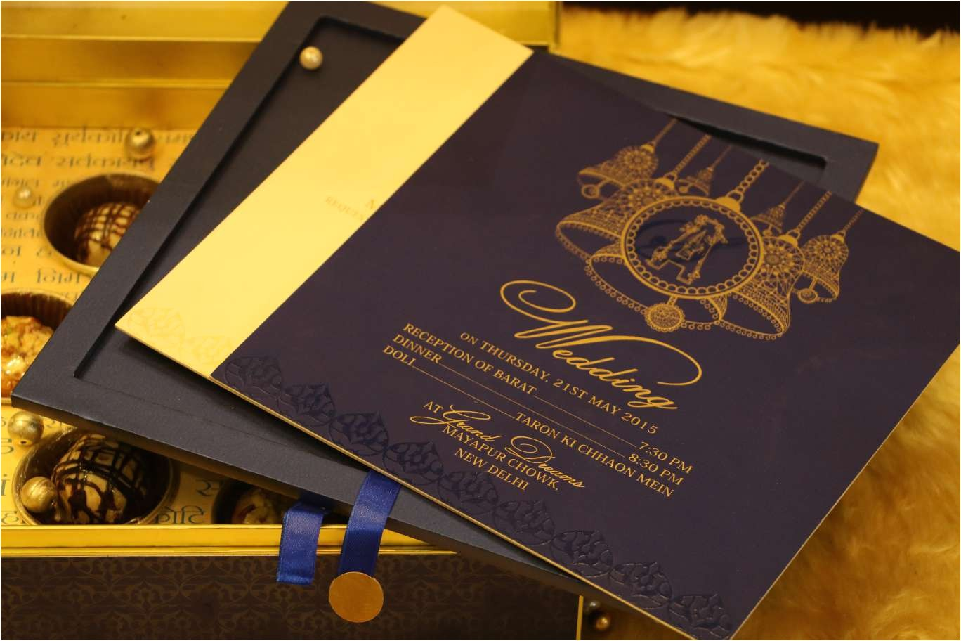 top wedding invitation designers kolkata