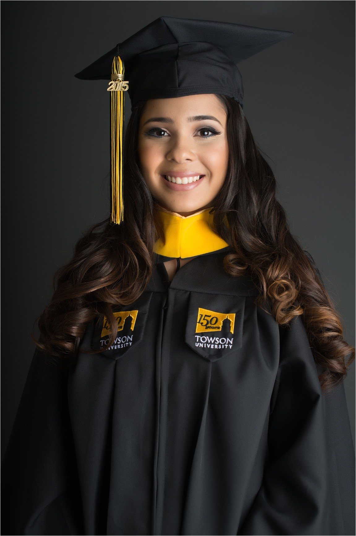 towson university graduation photos towson maryland