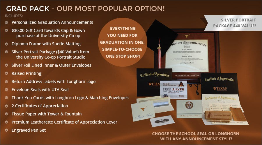 index page content page name ga03 school id 354 school name university of texas at austin product graduation announcements