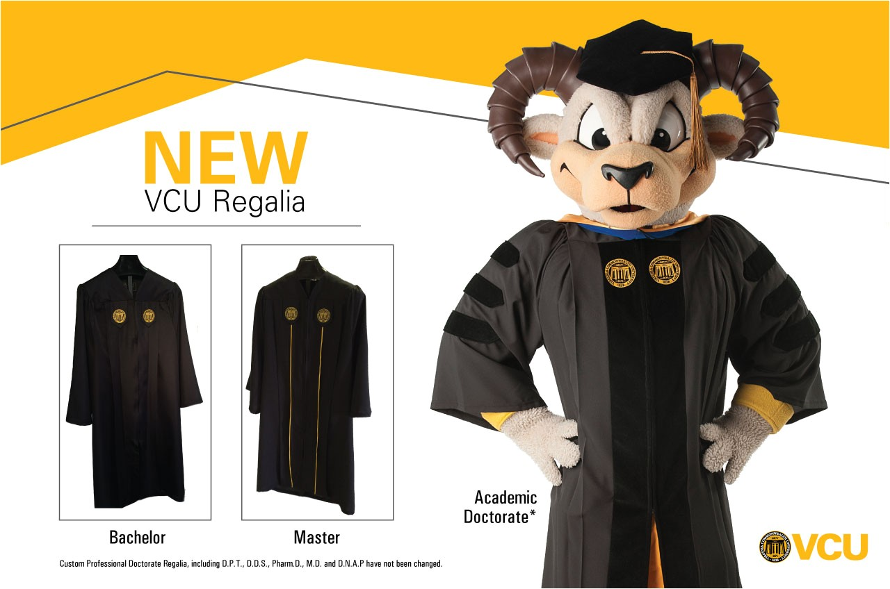 new vcu regalia